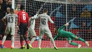 David de Gea Manchester United Young Boys UCL 27112018