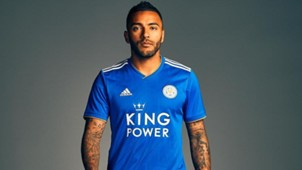 Leicester City Home Kit 2018/19