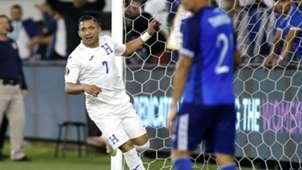 Emilio Izaguirre Honduras v El Salvador Group C CONCACAF Gold Cup 25062019