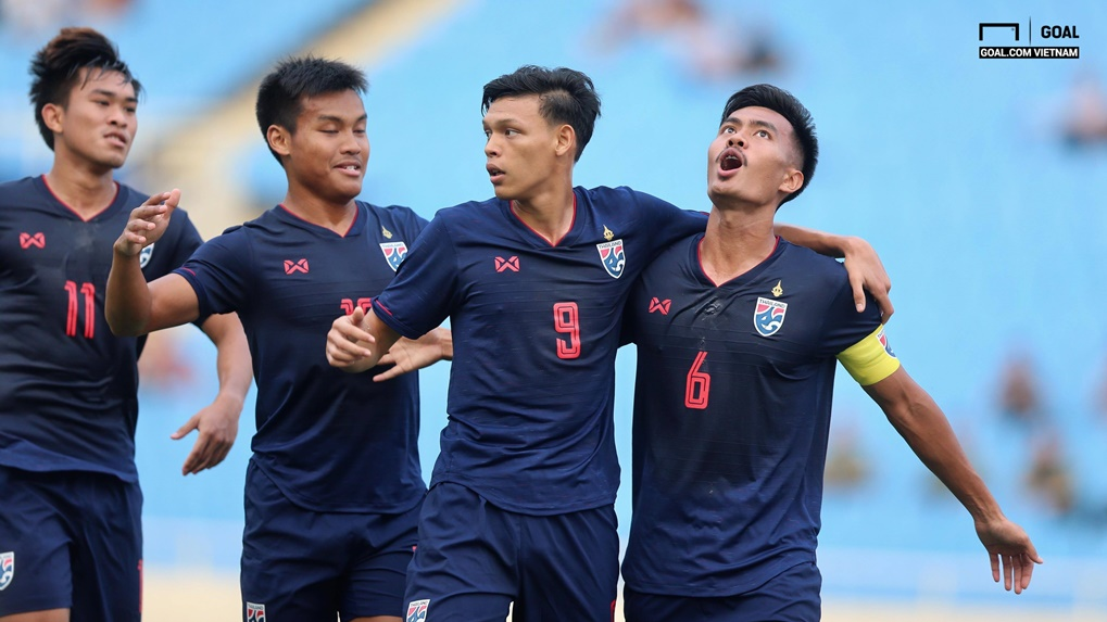 Shinnaphat Lee-aoh U23 Thailand U23 Indonesia AFC Under 23 Qualifiers 2020