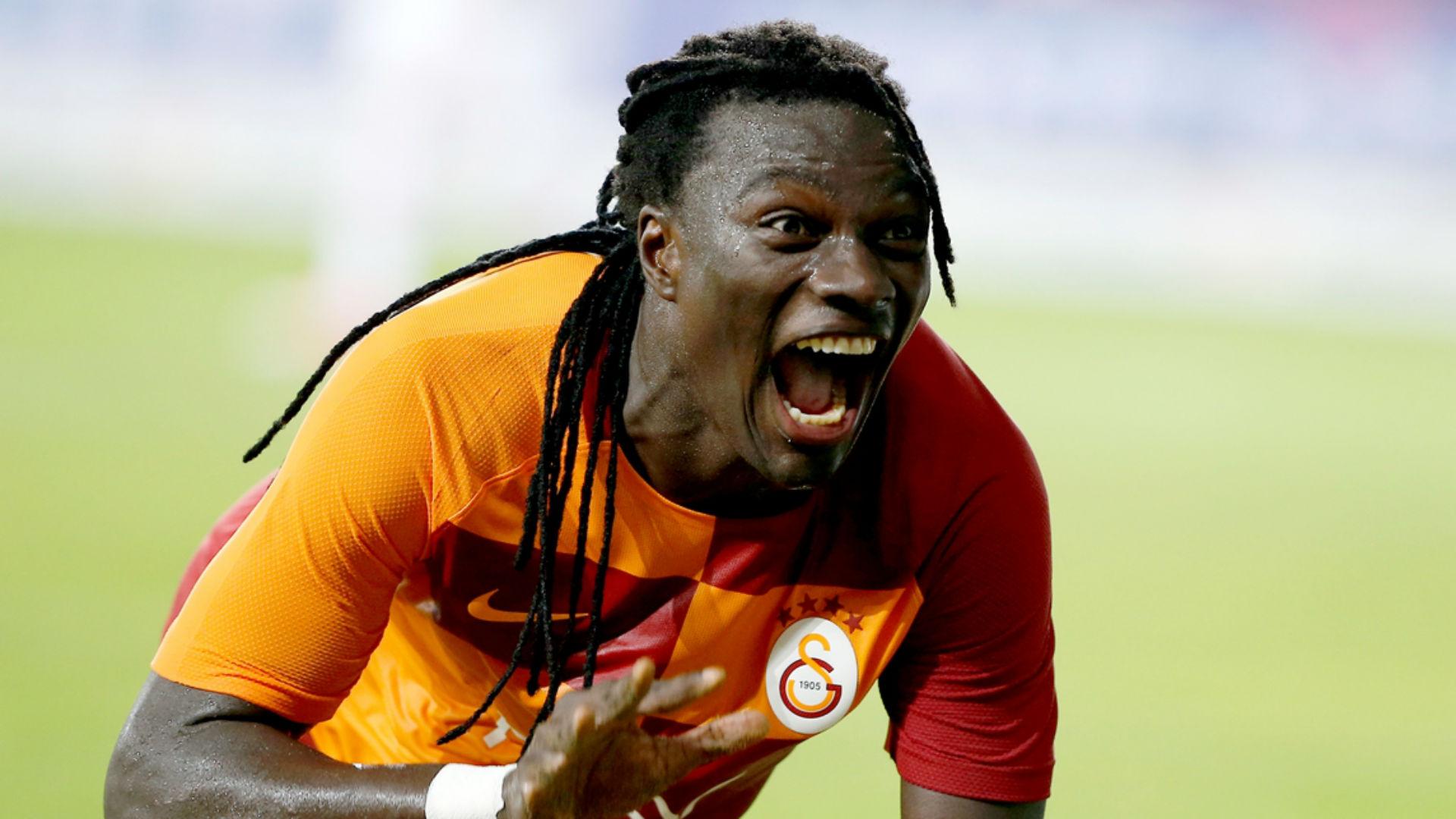 Bafetimbi Gomis Galatasaray 09102017