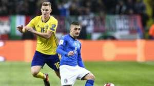Sweden-Italy Verratti
