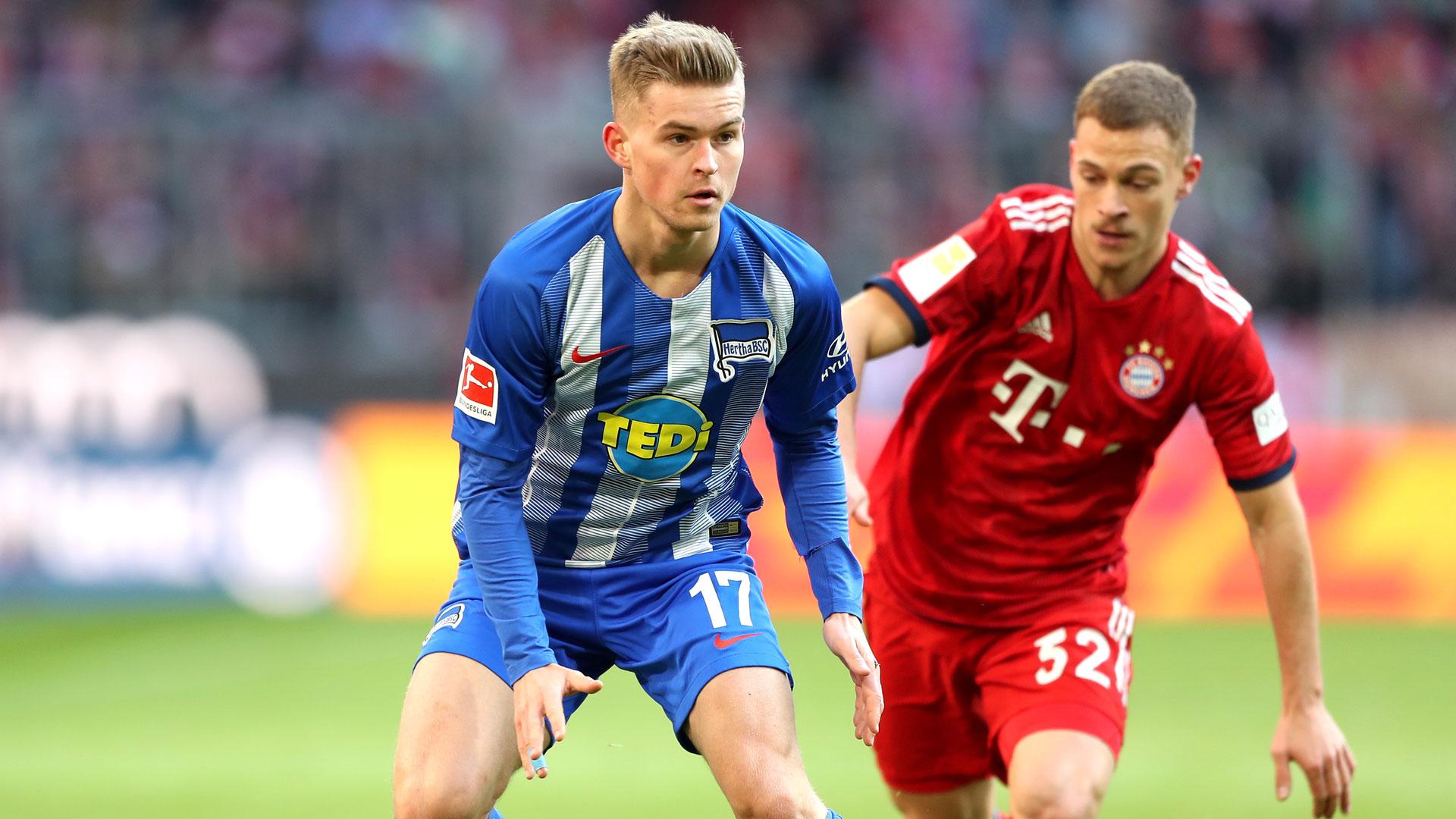 Bayern Hertha Aufstellung
