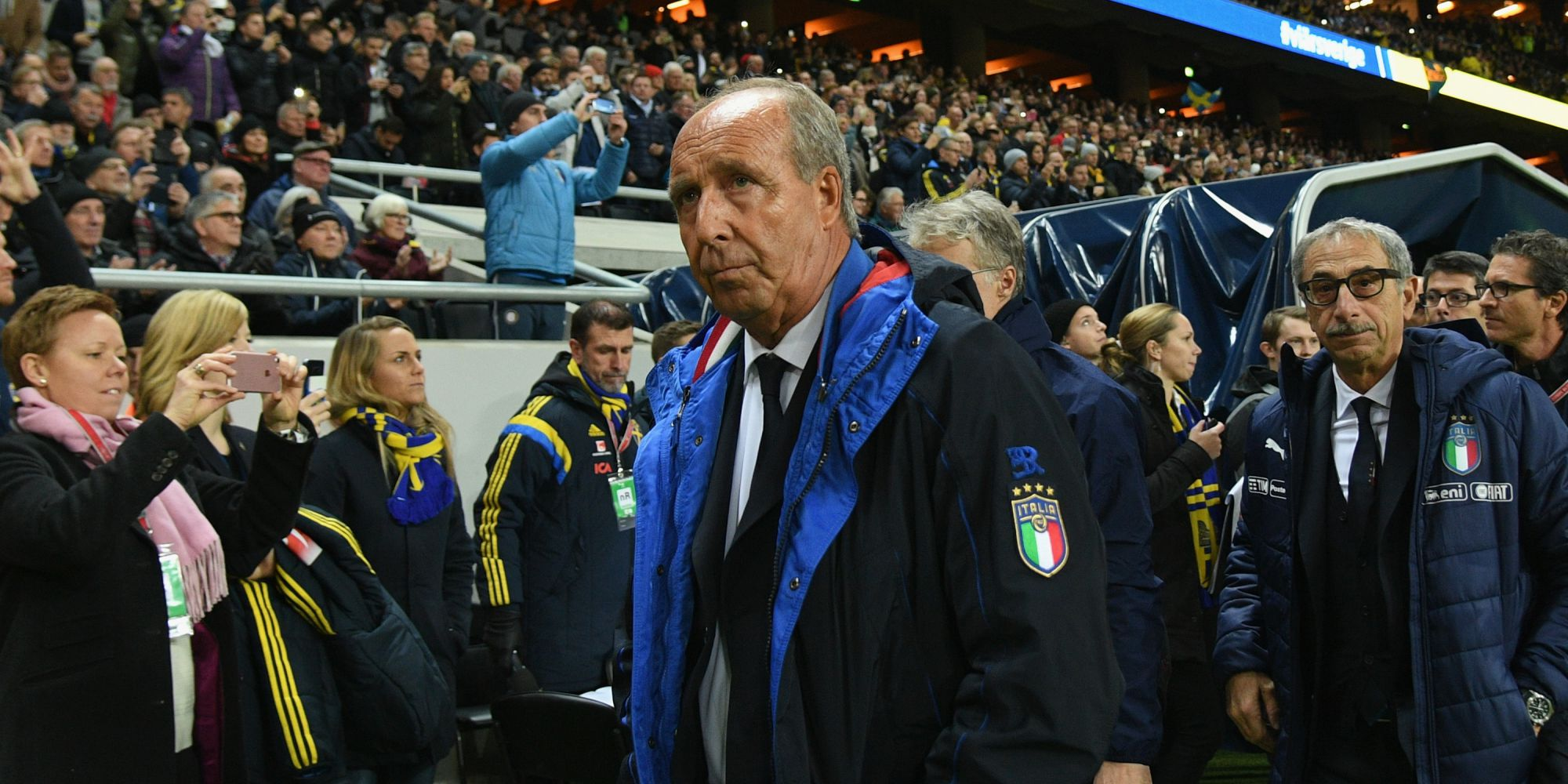 KICK OUT VENTURA, TAVECCHIO AND THE DINOSAURS! WORLD CUP FLOPS ITALY NEED A REVOLUTION - SPORTS
