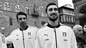 Buffon Davide Astori