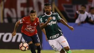 Thiago Santos Palmeiras J. Wilstermann Libertadores 03052017