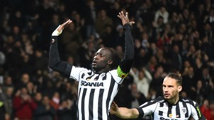Cheikh NDoye Angers Lyon Ligue 1 28042017