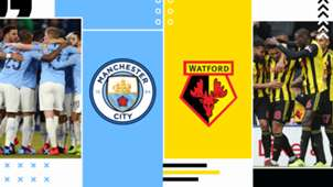 Manchester City-Watford tv streaming