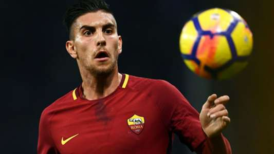 Lorenzo Pellegrini Roma Serie A