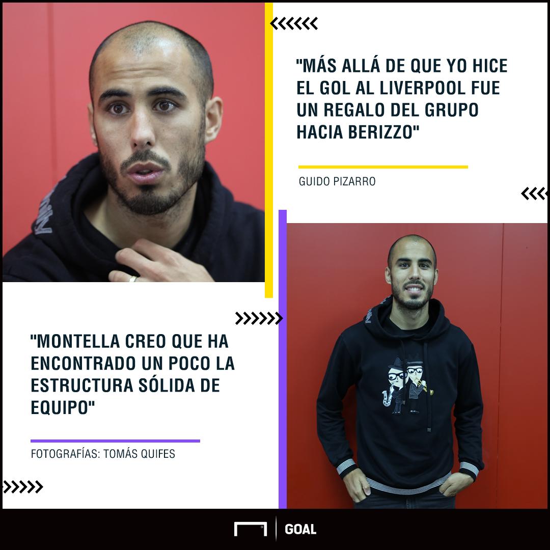 GFX Pizarro declaraciones