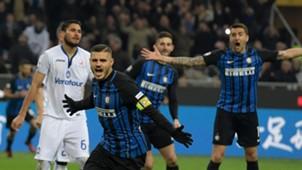 Mauro Icardi Inter Mailand Internazionale Serie A 19112017