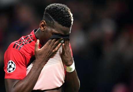 Man Utd legends slam 'men against boys' Juve display