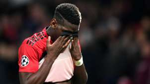 Paul Pogba Manchester United Juventus 231018