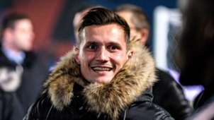 GERMANY ONLY Taulant Xhaka FC Basel 0318