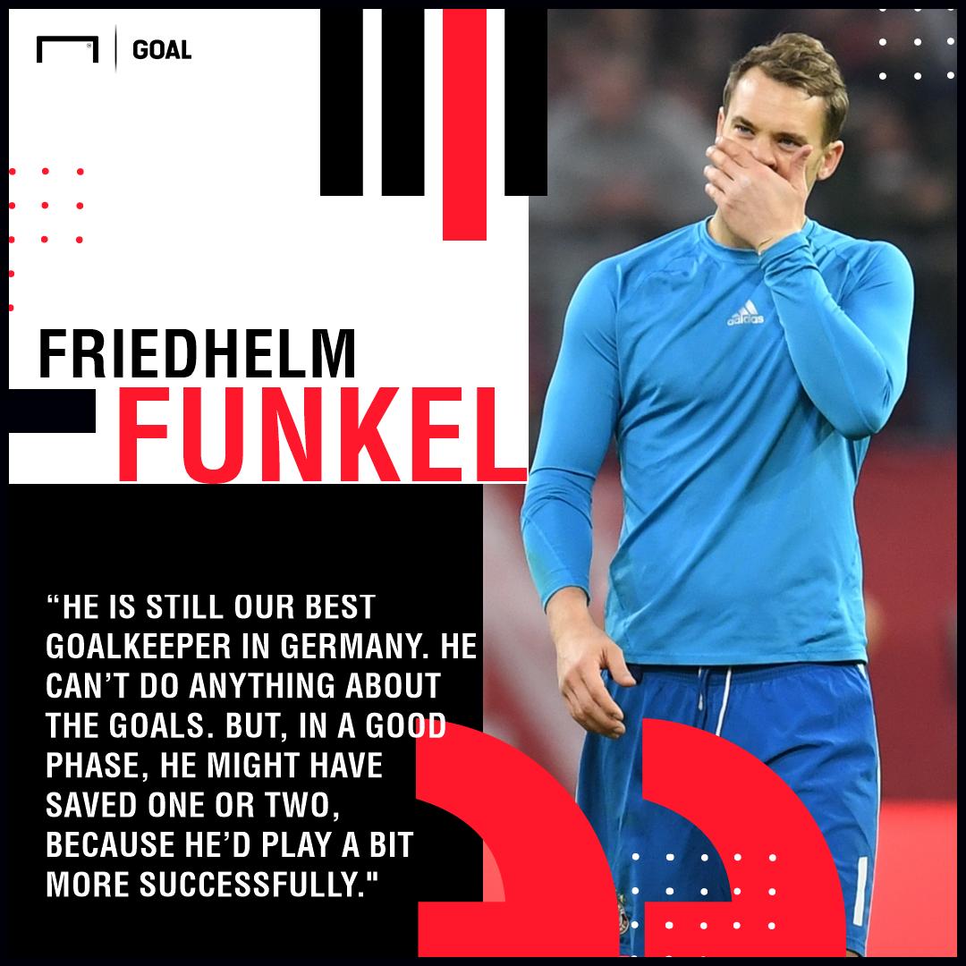 Manuel Neuer Funkel Bayern Munich PS