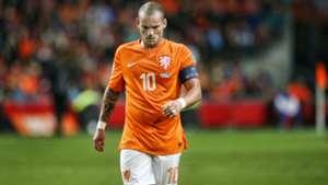 Wesley Sneijder, Netherlands 09032015