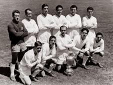 real madrid champions league 1958