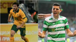 Tommy Oar Tom Rogic
