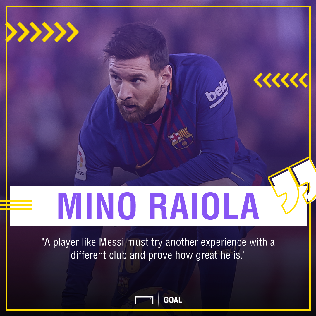 GFX Mino Raiola on Messi