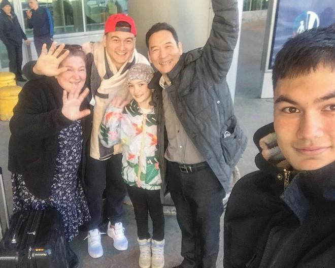 Gia đình Văn Lâm