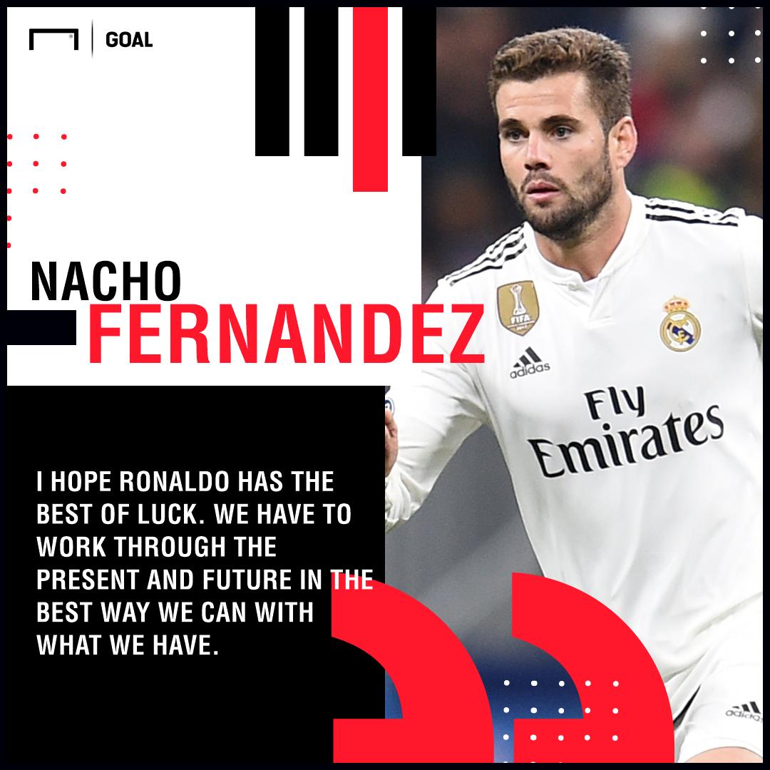 Nacho, Real Madrid GFX