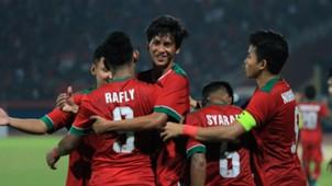 Selebrasi Indonesia U-19