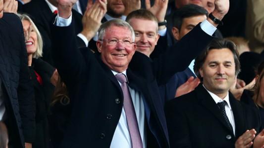 Sir Alex Ferguson Manchester United 2018-19