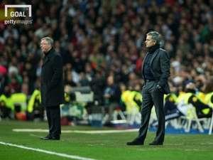 Ferguson&Mourinho