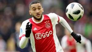 Hakim Ziyech Ajax Amsterdam