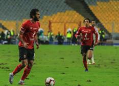 القمة - الزمالك - الأهلي - مروان محسن