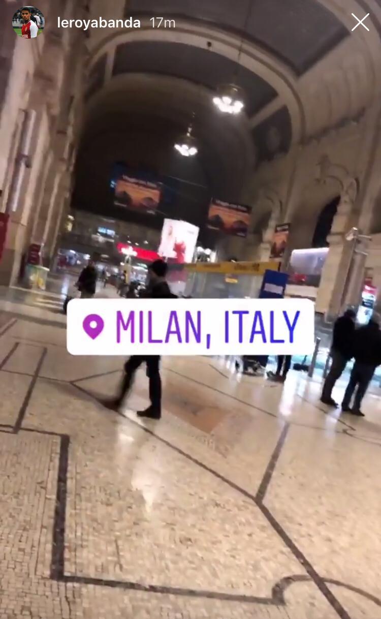 Abanda Milan