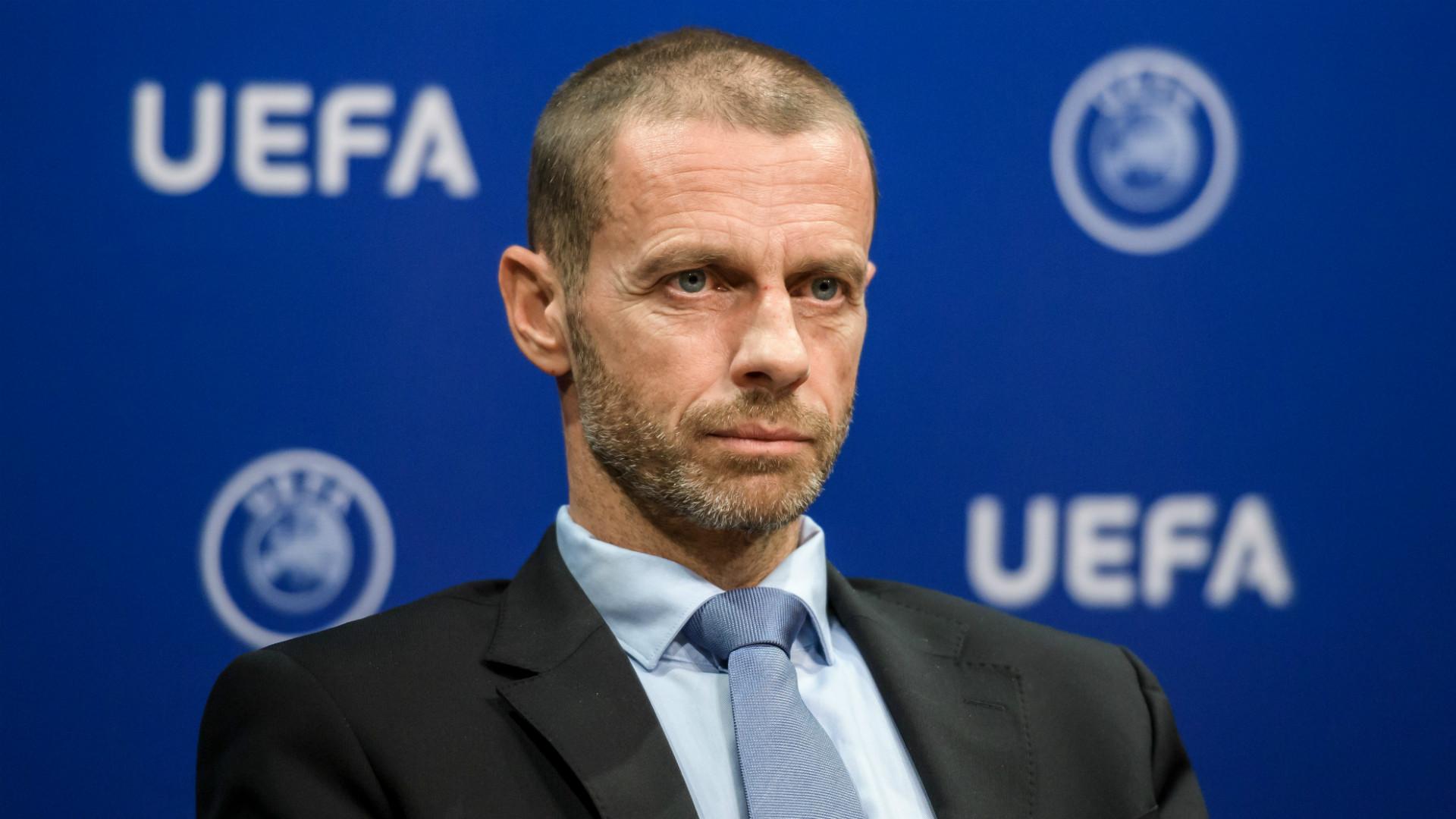 Uefa, i dubbi di Ceferin: