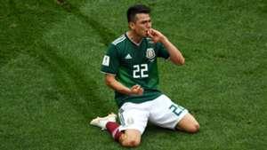 Hirving Lozano Germany Mexico WC 2018