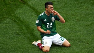Hirving Lozano Germany Mexico WC 2018
