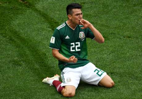 Lozano goal causes earthquake in Mexico City