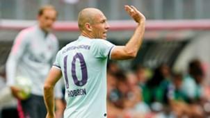 Arjen Robben ICC FC Bayern PSG