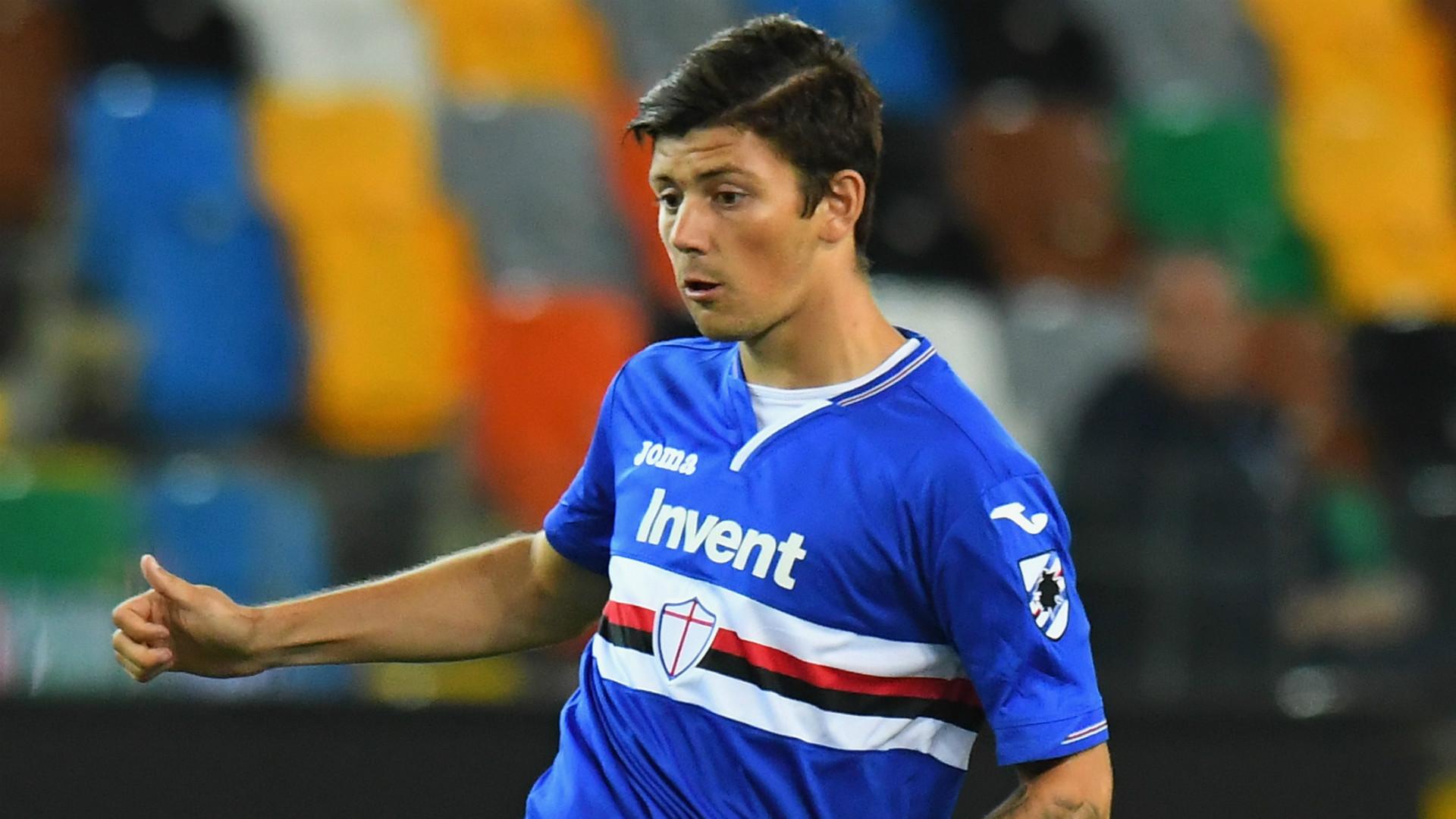 Dawid Kownacki Sampdoria