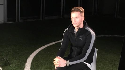 Marco Reus Borussia Dortmund Goal exclusive interview