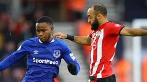 Ademola Lookman Everton 2018-19