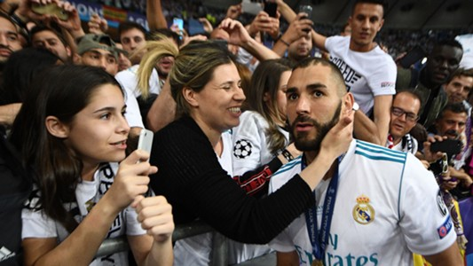 Benzema Post match Real Madrid Liverpool Champions League final 26052018