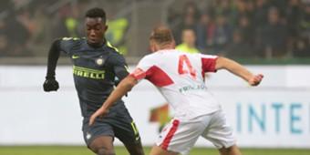 Yann Karamoh Mirko Stefani Inter Pordenone Coppa Italia