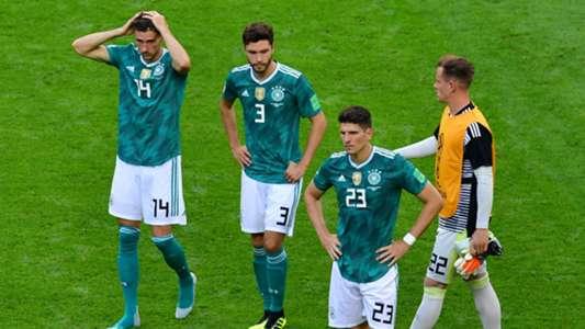 Germany South Korea Mario Gomez Jonas Hector Leon Goretzka WC 2018