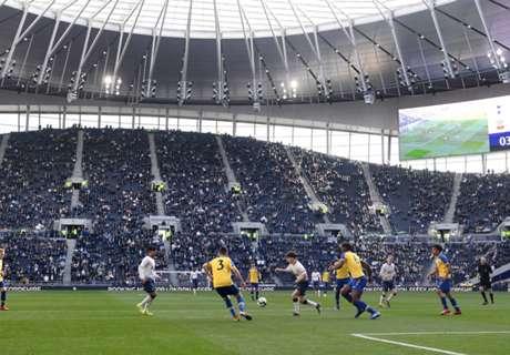 Spurs' new £1bn stadium opens its doors