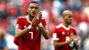 Ziyech Portugal Marrocos Copa do Mundo 20 06 2018