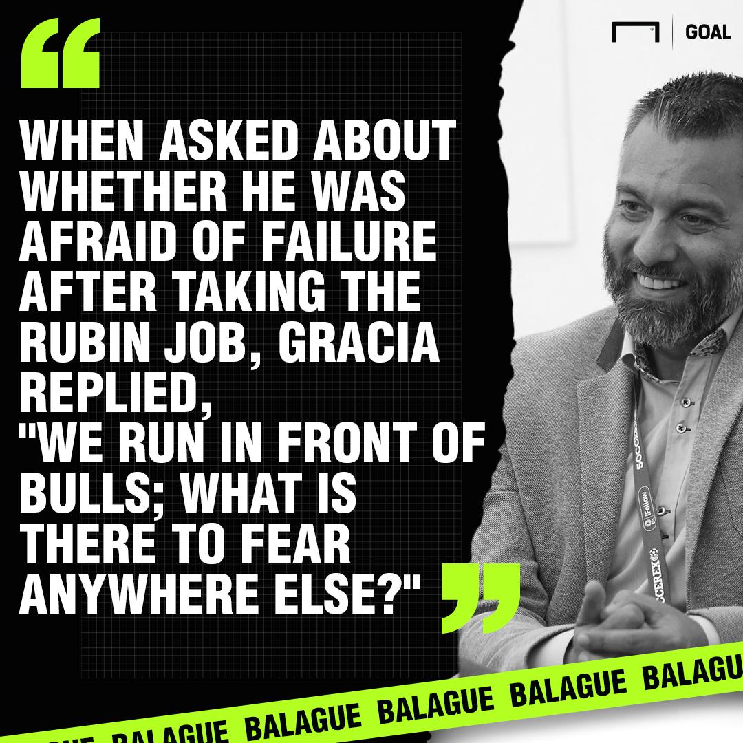Javi Gracia Balague PS