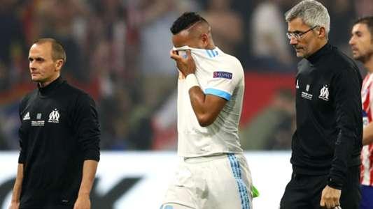 Dimitri Payet Marseille Atletico Madrid UEFA Europa League 16052018