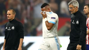 Dimitri Payet Marseille Atletico Madrid UEFA Europa League 16052018