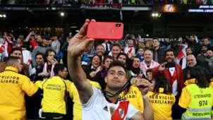 Gonzalo Pity Martinez Selfie River Copa Libertadores Final 10122018