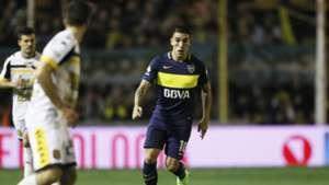 Ricardo Centurion Olimpo Boca Torneo Primera Division 21062017