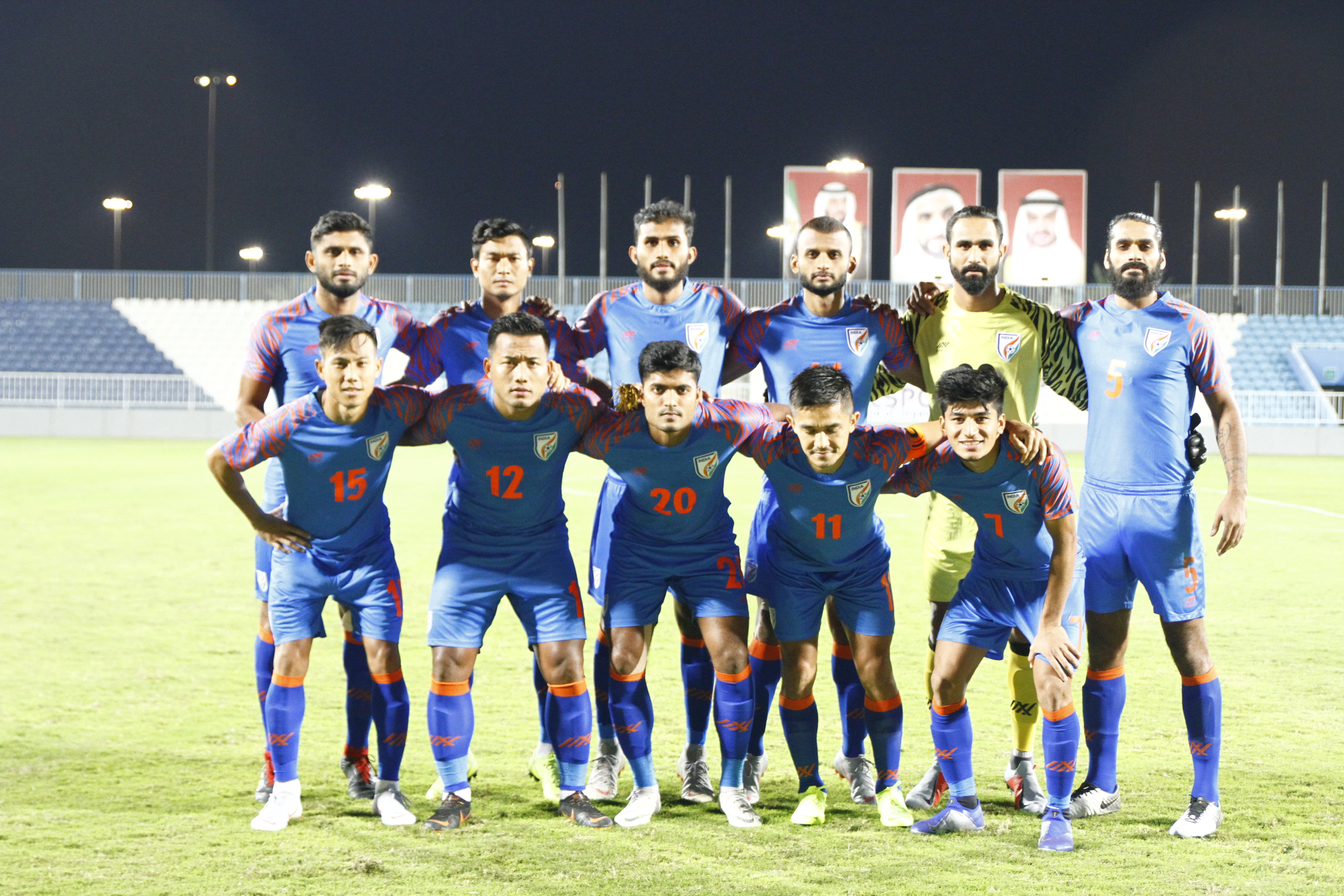India Oman Asian Cup
